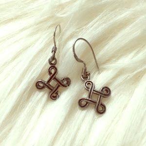 Celtic Earrings from Scotland